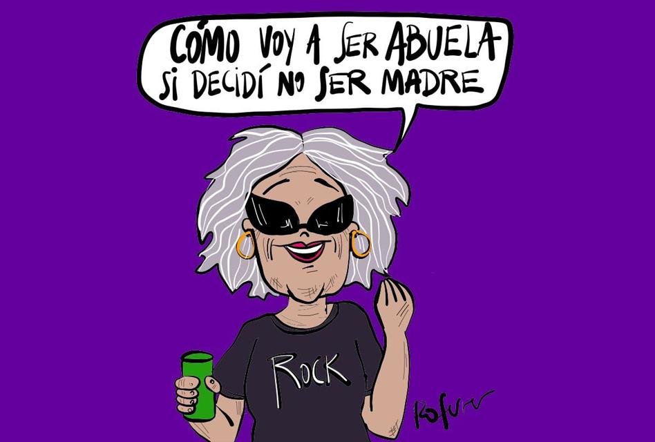 Habla la hija de la abuela