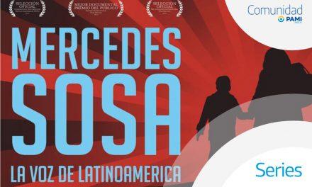 mercedes sosa. la voz de latinoamerica